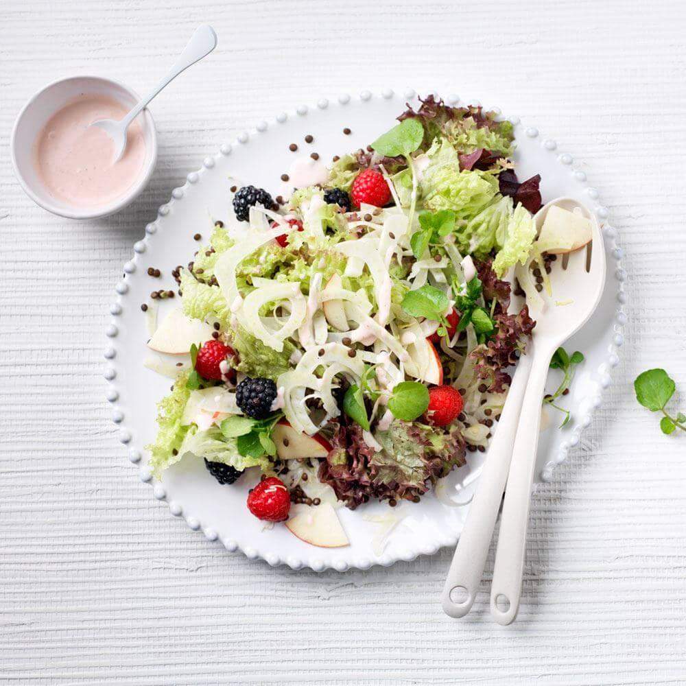 50+ recepten voor veganistische salade