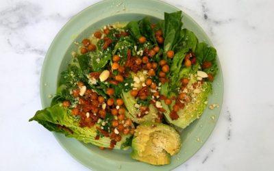 Top 5: vegan salades