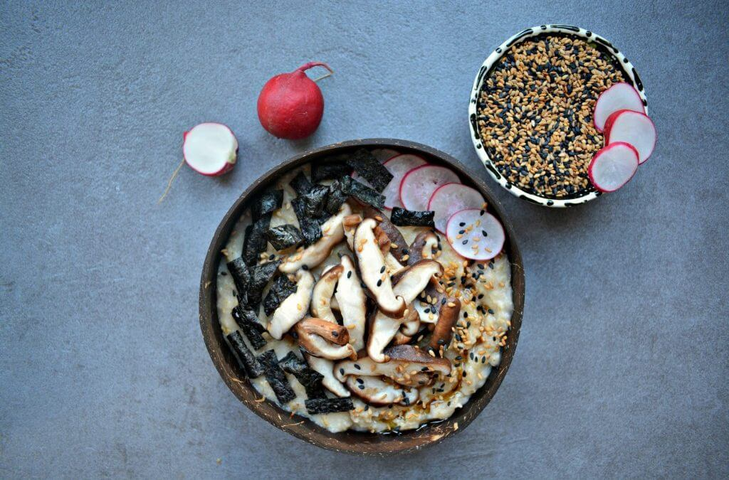 TRENDING: Japanese Savoury Oats