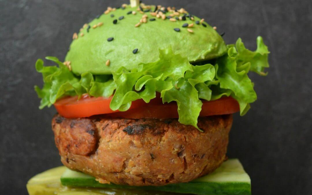 TRENDING: Classic Avocado Burger Buns