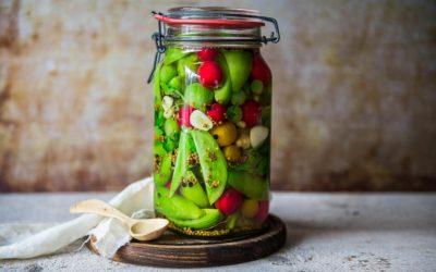 Zelf groene tomaten fermenteren
