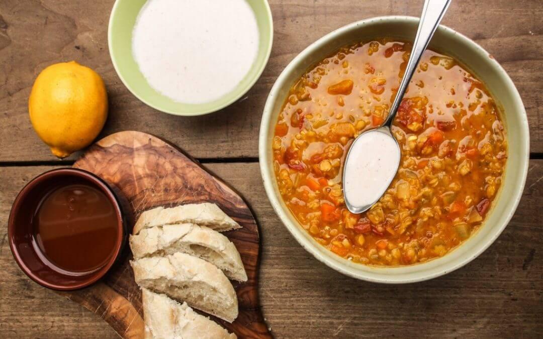 Top 5: winterse soepen