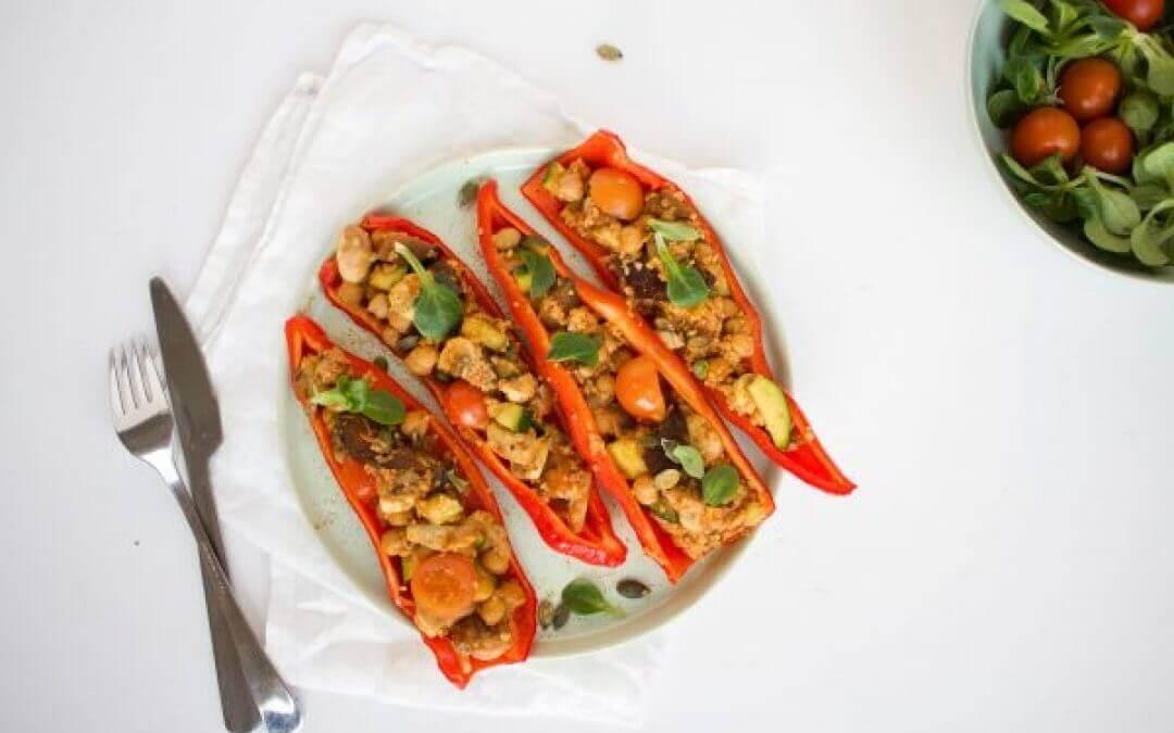 Top 5: gevulde groente
