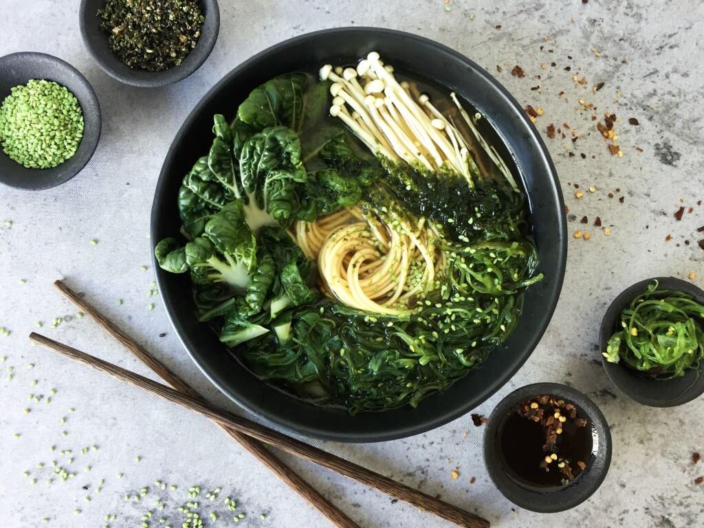 50+ recepten uit de veganistische wereldkeuken